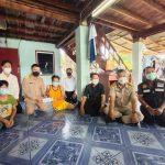 ลำปาง เทศบาลเมืองเขลางค์ช่วยเหลือครอบครัวที่ประสบปัญหาความเดือดร้อน